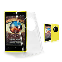 Custodia Crystal Trasparente Rigida per Nokia Lumia 1020 Chiaro
