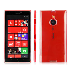 Custodia Crystal Trasparente Rigida per Nokia Lumia 1520 Chiaro