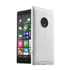 Custodia Crystal Trasparente Rigida per Nokia Lumia 830 Chiaro