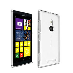 Custodia Crystal Trasparente Rigida per Nokia Lumia 925 Chiaro