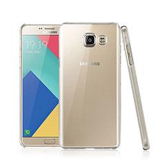 Custodia Crystal Trasparente Rigida per Samsung Galaxy A9 Pro (2016) SM-A9100 Chiaro