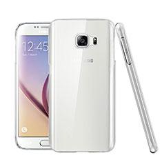 Custodia Crystal Trasparente Rigida per Samsung Galaxy C5 SM-C5000 Chiaro