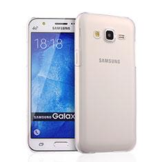 Custodia Crystal Trasparente Rigida per Samsung Galaxy J5 SM-J500F Chiaro