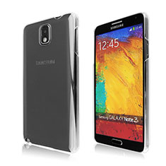 Custodia Crystal Trasparente Rigida per Samsung Galaxy Note 3 N9000 Chiaro
