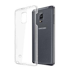 Custodia Crystal Trasparente Rigida per Samsung Galaxy Note Edge SM-N915F Chiaro