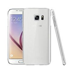 Custodia Crystal Trasparente Rigida per Samsung Galaxy S7 G930F G930FD Chiaro