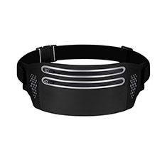 Custodia da Cintura Corsa Sportiva Universale L07 Nero