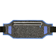 Custodia da Cintura Corsa Sportiva Universale L08 Blu