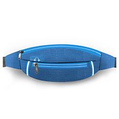 Custodia da Cintura Corsa Sportiva Universale L09 Blu