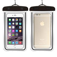 Custodia Impermeabile Subacquea Universale W01 per Apple iPhone 11 Pro Nero