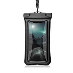 Custodia Impermeabile Subacquea Universale W12 per Huawei Mate 40 Nero
