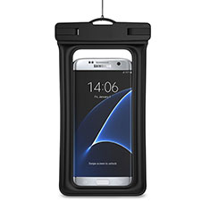 Custodia Impermeabile Waterproof Universale per Samsung Galaxy S30 Plus 5G Nero
