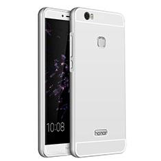 Custodia Lusso Alluminio per Huawei Honor V8 Max Argento