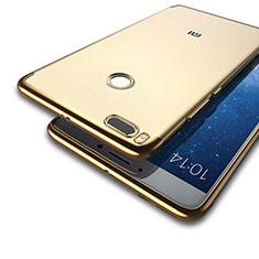 Custodia Lusso Alluminio per Xiaomi Mi A1 Oro