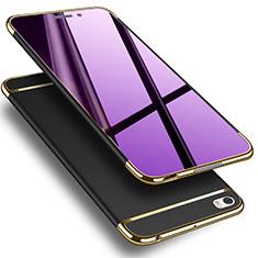 Custodia Lusso Alluminio per Xiaomi Mi Note Nero