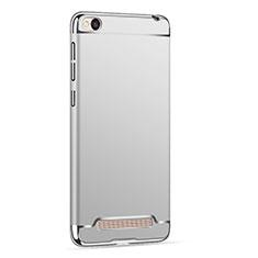 Custodia Lusso Metallo Laterale e Plastica per Xiaomi Redmi 4A Argento