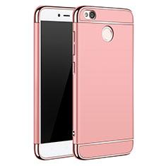 Custodia Lusso Metallo Laterale e Plastica per Xiaomi Redmi 4X Oro Rosa