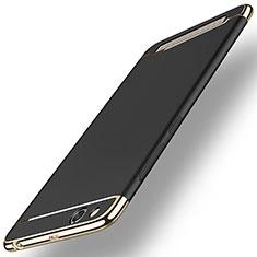 Custodia Lusso Metallo Laterale e Plastica per Xiaomi Redmi 5A Nero