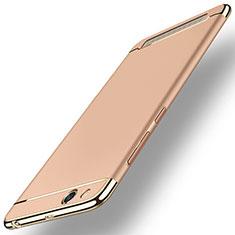 Custodia Lusso Metallo Laterale e Plastica per Xiaomi Redmi 5A Oro Rosa