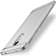 Custodia Lusso Metallo Laterale e Plastica per Xiaomi Redmi Note 4X Argento