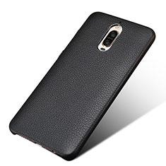 Custodia Lusso Pelle Cover L01 per Huawei Mate 9 Pro Nero