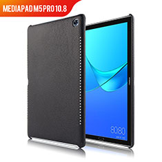 Custodia Lusso Pelle Cover per Huawei MediaPad M5 Pro 10.8 Nero