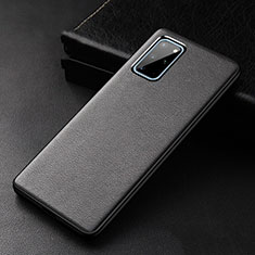 Custodia Lusso Pelle Cover R03 per Samsung Galaxy S20 Plus 5G Nero