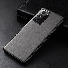 Custodia Lusso Pelle Cover R04 per Samsung Galaxy Note 20 Ultra 5G Nero