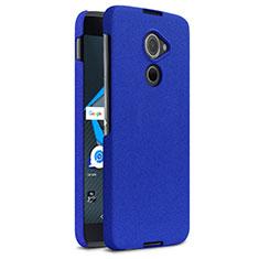 Custodia Plastica Cover Rigida Sabbie Mobili per Blackberry DTEK60 Blu