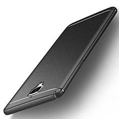 Custodia Plastica Cover Rigida Sabbie Mobili per OnePlus 3T Nero