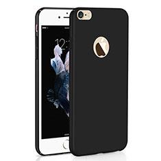 Custodia Plastica Rigida Cover Opaca M01 per Apple iPhone 6 Plus Nero