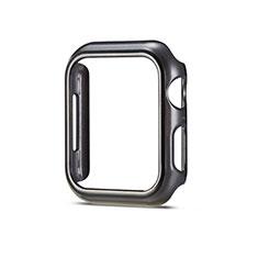 Custodia Plastica Rigida Cover Opaca M01 per Apple iWatch 5 40mm Nero
