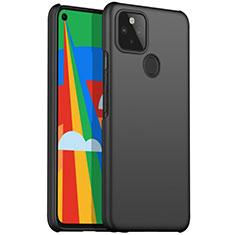 Custodia Plastica Rigida Cover Opaca M01 per Google Pixel 5 Nero