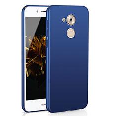 Custodia Plastica Rigida Cover Opaca M01 per Huawei Enjoy 6S Blu