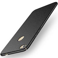 Custodia Plastica Rigida Cover Opaca M01 per Huawei Enjoy 7 Nero