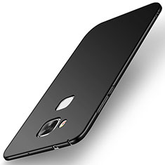 Custodia Plastica Rigida Cover Opaca M01 per Huawei G7 Plus Nero