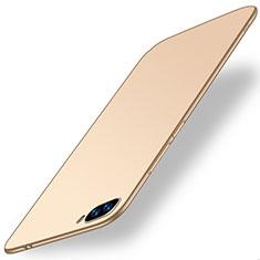 Custodia Plastica Rigida Cover Opaca M01 per Huawei Honor 10 Oro