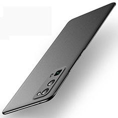 Custodia Plastica Rigida Cover Opaca M01 per Huawei Honor 30 Pro+ Plus Nero