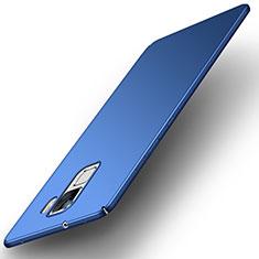 Custodia Plastica Rigida Cover Opaca M01 per Huawei Honor 7 Blu