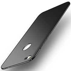 Custodia Plastica Rigida Cover Opaca M01 per Huawei Honor 8 Lite Nero