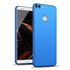 Custodia Plastica Rigida Cover Opaca M01 per Huawei Honor 9 Lite Blu