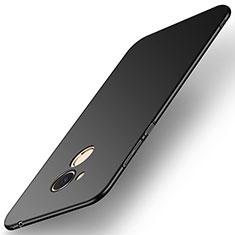 Custodia Plastica Rigida Cover Opaca M01 per Huawei Honor V9 Play Nero