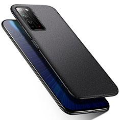 Custodia Plastica Rigida Cover Opaca M01 per Huawei Honor X10 5G Nero