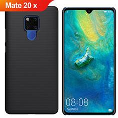 Custodia Plastica Rigida Cover Opaca M01 per Huawei Mate 20 X Nero