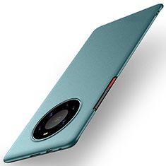 Custodia Plastica Rigida Cover Opaca M01 per Huawei Mate 40 Pro+ Plus Verde