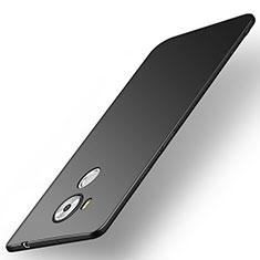 Custodia Plastica Rigida Cover Opaca M01 per Huawei Mate 8 Nero