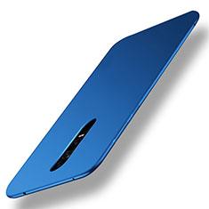 Custodia Plastica Rigida Cover Opaca M01 per Huawei Mate RS Blu