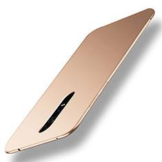Custodia Plastica Rigida Cover Opaca M01 per Huawei Mate RS Oro
