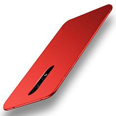 Custodia Plastica Rigida Cover Opaca M01 per Huawei Mate RS Rosso