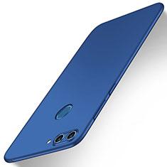 Custodia Plastica Rigida Cover Opaca M01 per Huawei Nova 2 Blu